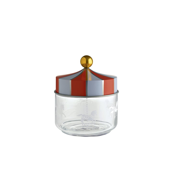 Circus Kitchen Jar 50 cl by Alessi