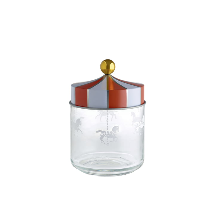 Circus Kitchen Jar 75 cl by Alessi