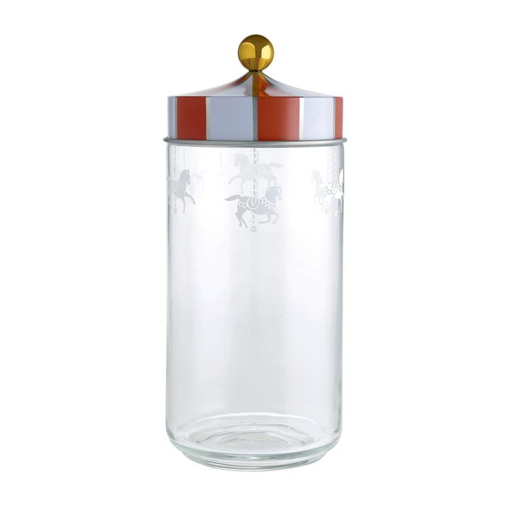 Circus Kitchen Storage Jar 150 cl by Alessi