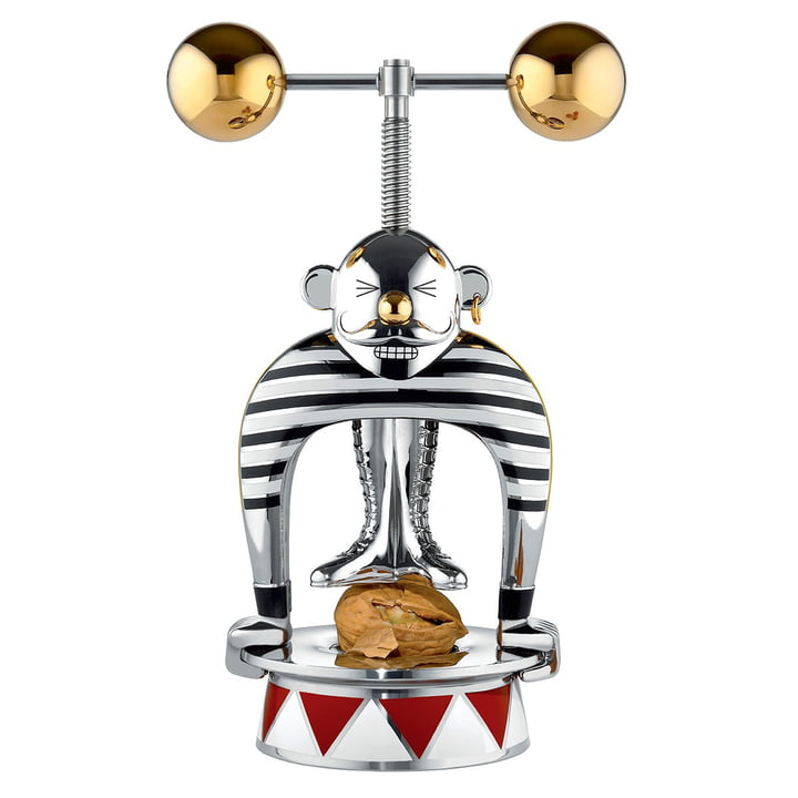 The Strongman Nutcracker (Limited Edition) from Alessi
