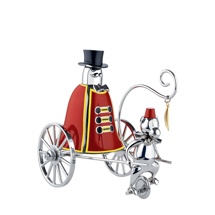 The Ringleader Call Bell (Limited Edition) by Alessi