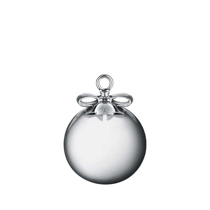 Dressed for X-Mas Christmas Ornament Ball by Alessi