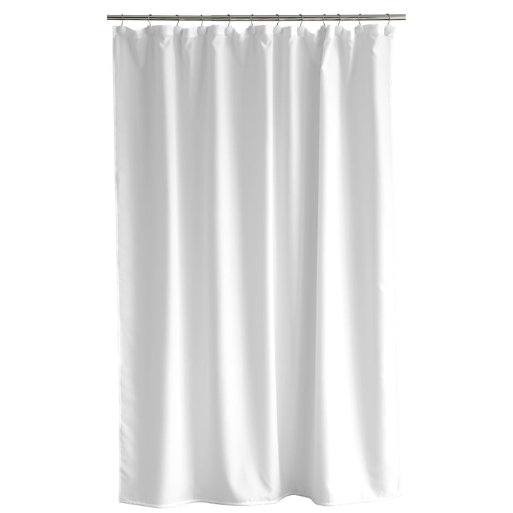 Comfort shower curtain by Södahl in white