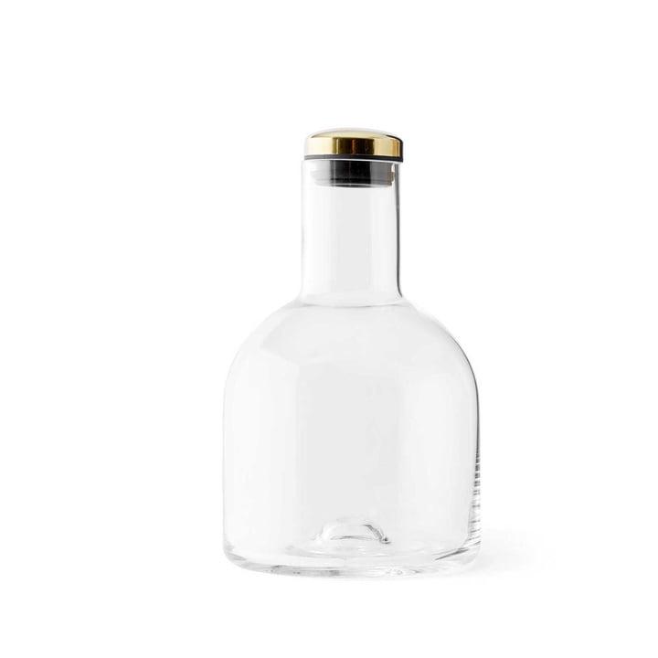Round Bottle Carafe, 1.4 l by Menu