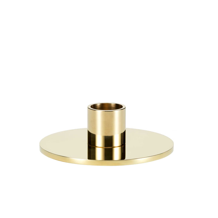 Candleholder Circle Low by Vitra