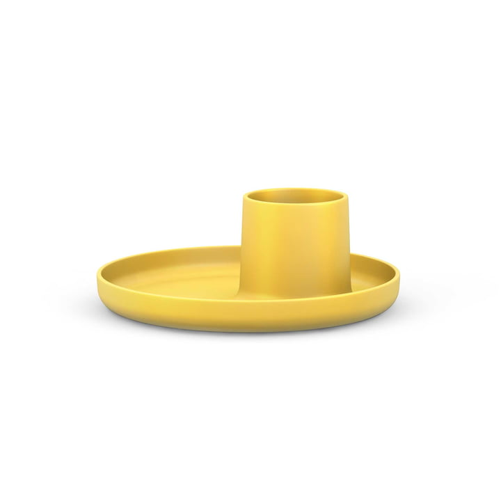 O-Tidy by Michel Charlot for Vitra in Yellow