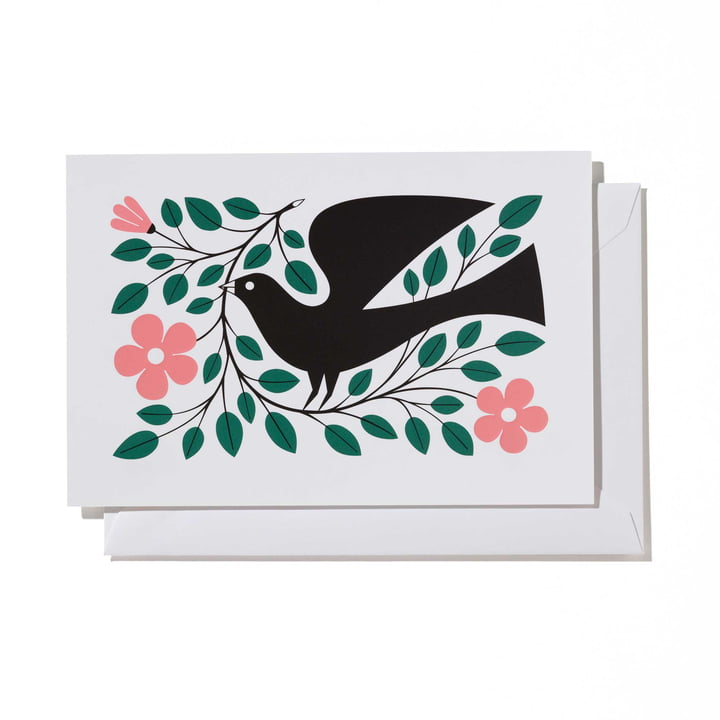 Greeting cards Dove by Vitra