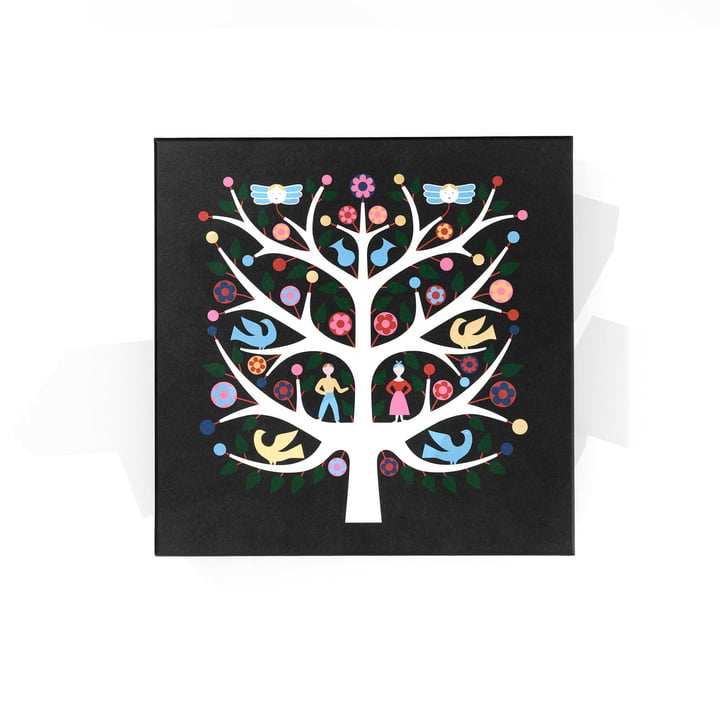 Graphic Boxes Tree of Life by Vitra