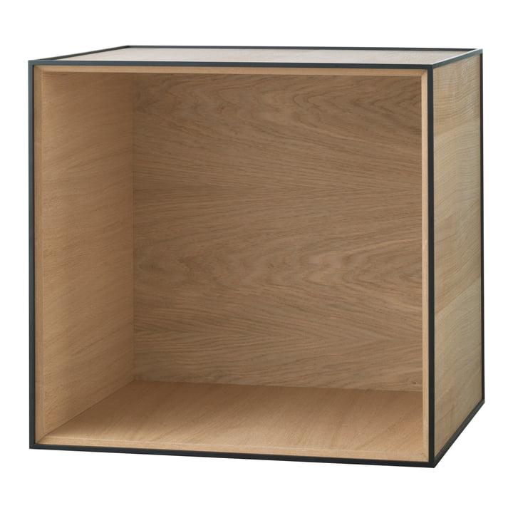 Frame wall cupboard 49 by by Lassen in oak