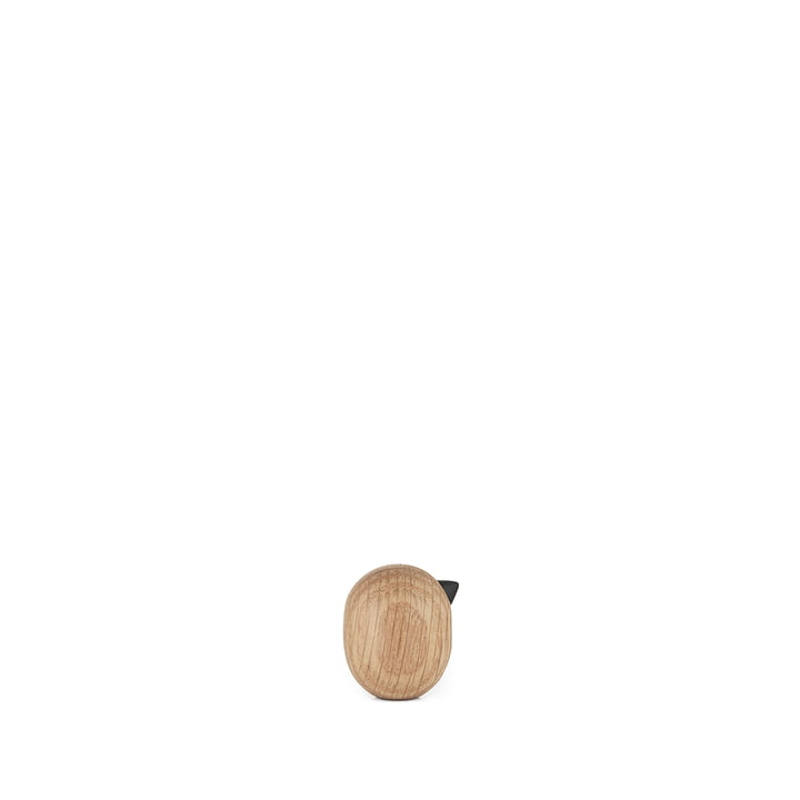 Little Bird 3 cm from Normann Copenhagen in Pure Oak