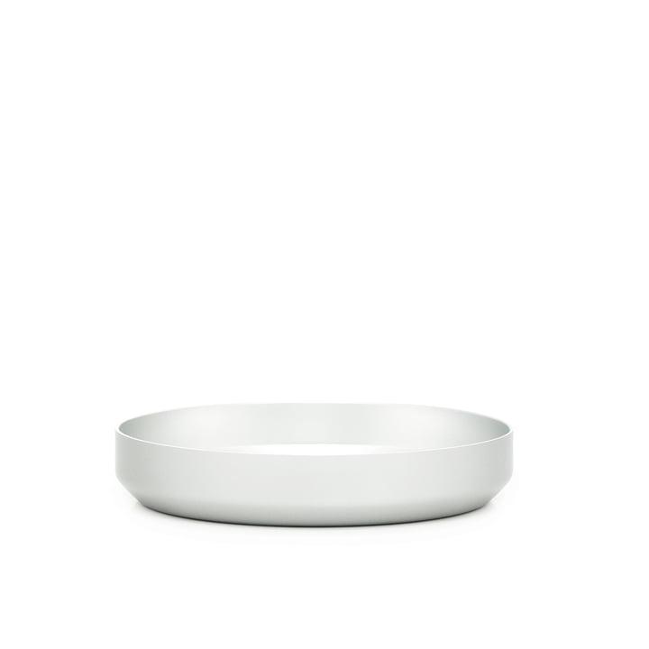 Normann Copenhagen - Meta Bowl Ø 16 cm, flat, silver