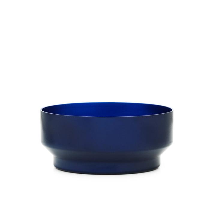 Normann Copenhagen - Meta Bowl Ø 16 cm, high, blue