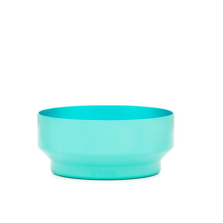Normann Copenhagen - Meta Bowl Ø 16 cm, high, turquoise