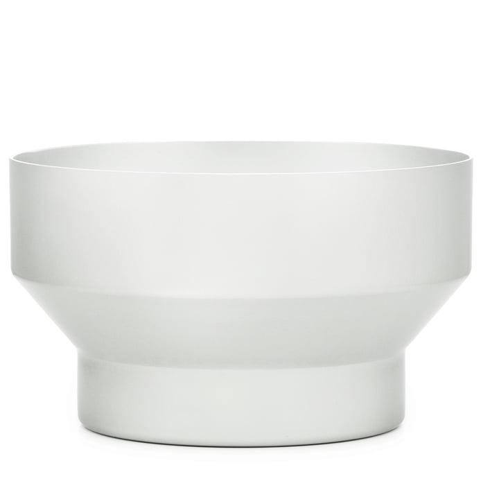 Normann Copenhagen - Meta Bowl, Ø 24 cm, silver