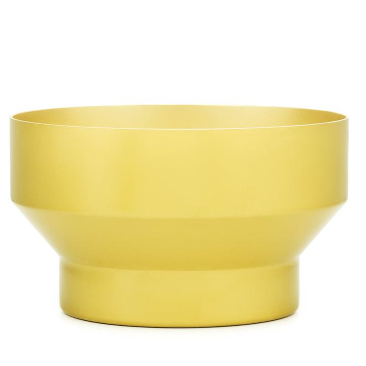 Normann Copenhagen - Meta Bowl, Ø 24 cm, gold