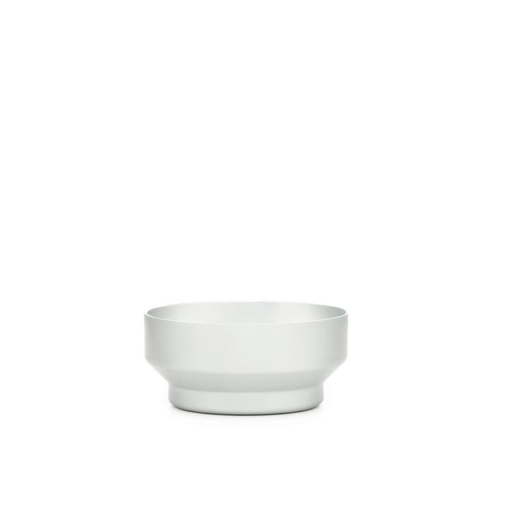 Normann Copenhagen - Meta Bowl, Ø 13 cm, silver