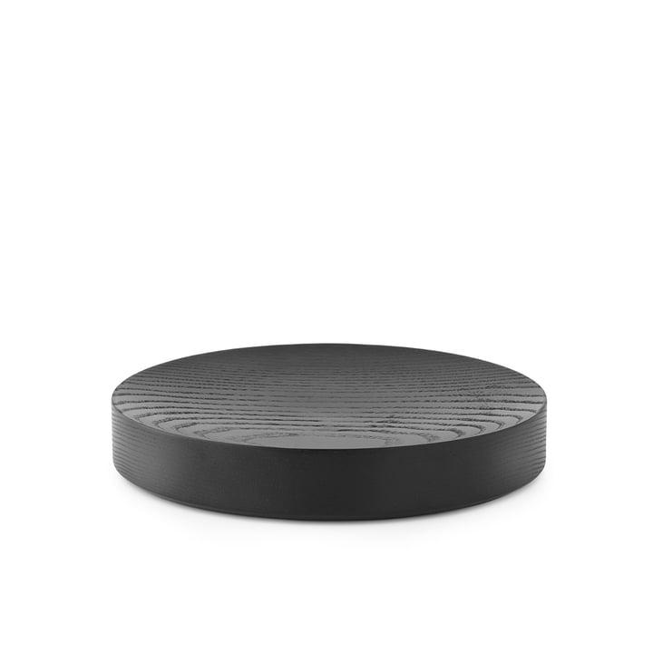 Moon Tray Large by Normann Copenhagen in Black