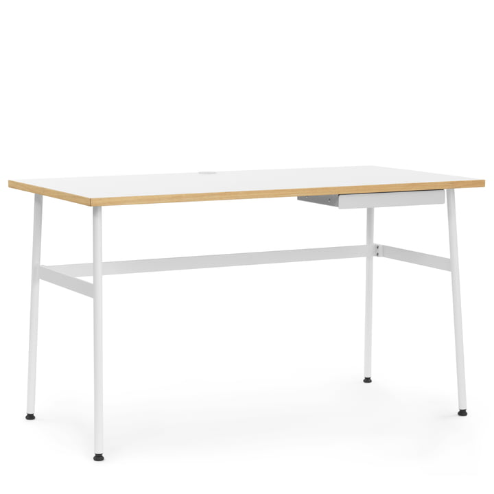Journal Desk by Normann Copenhagen in White