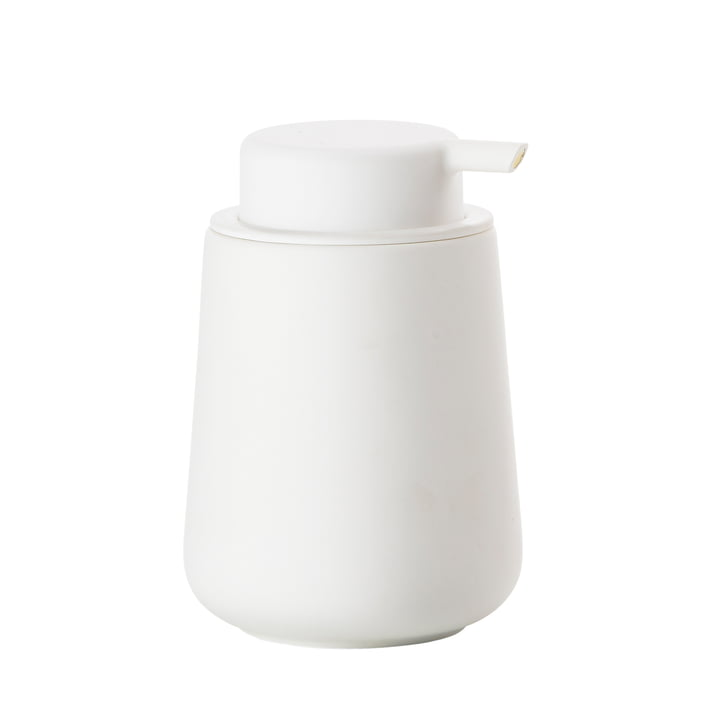 Nova One Soap Dispenser by Zone Denmark in White