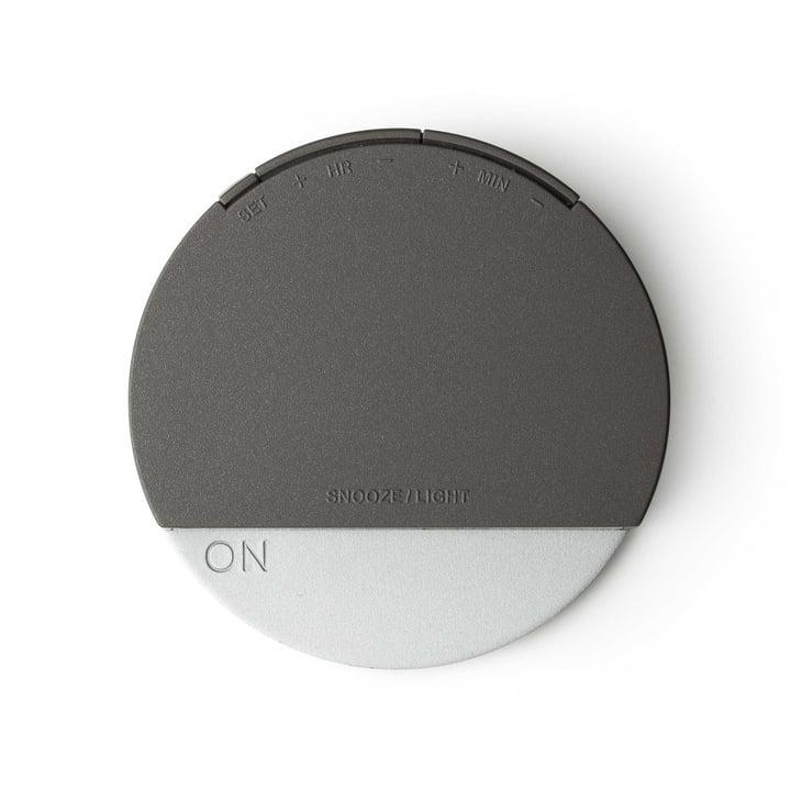 Round Fine Clock by Lexon