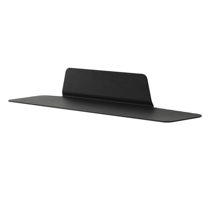 Jet Shelf 80 cm by Normann Copenhagen in Black