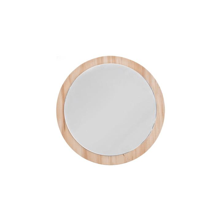 Wall Mirror Ø 18 cm by Bloomingville