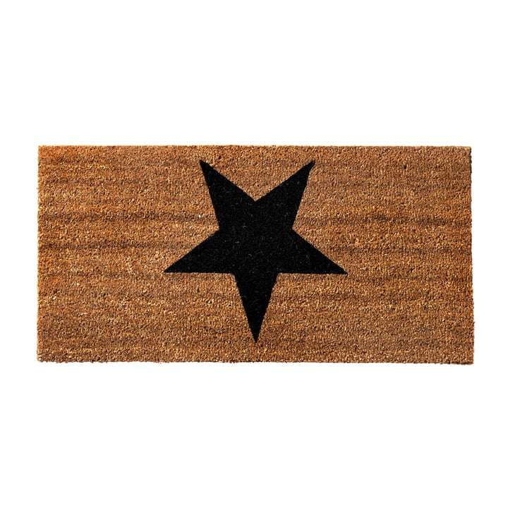 Doormat Star by Bloomingville