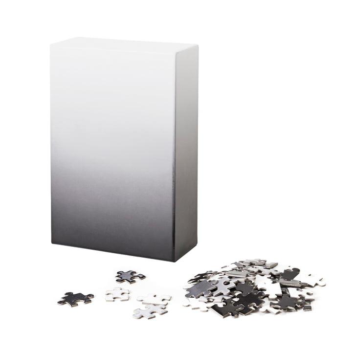 Areaware - Gradient Puzzle, black / white