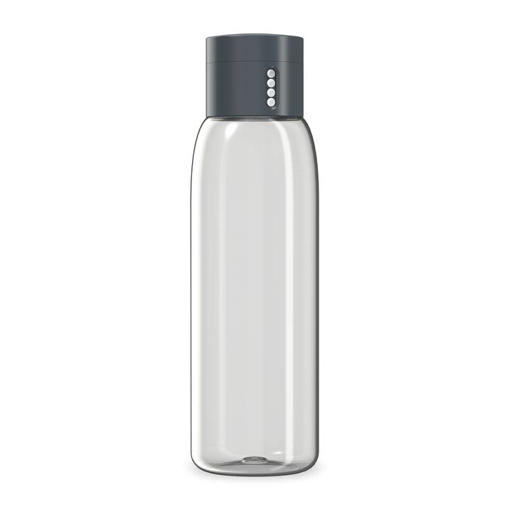 Dot Water Bottle by Joseph Joseph in Grey