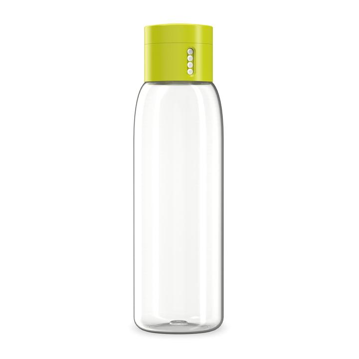 Dot Water Bottle by Joseph Joseph in Green