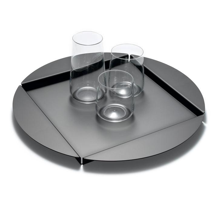 The Auerberg - Aluminium Tray in Black