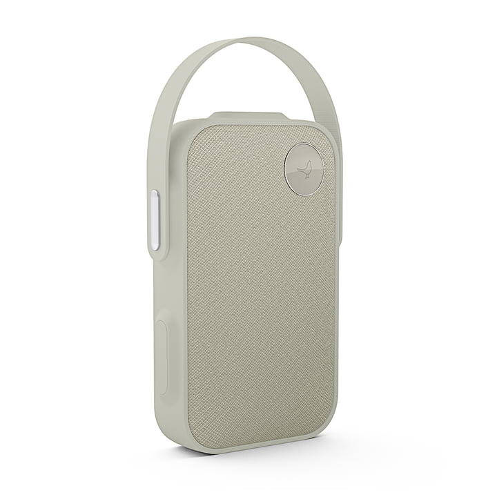 The Libratone - One ClickBluetooth Speaker in Cloudy Grey