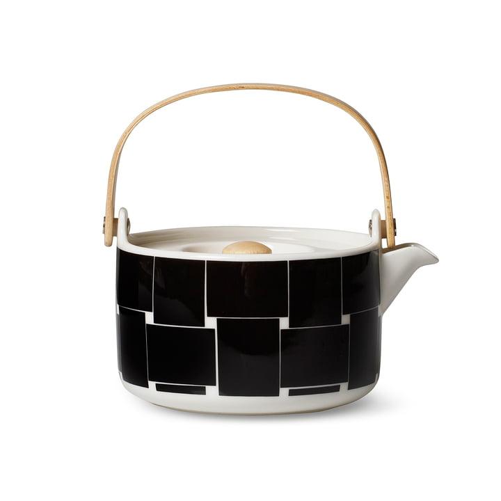 Oiva Basket teapot by Marimekko