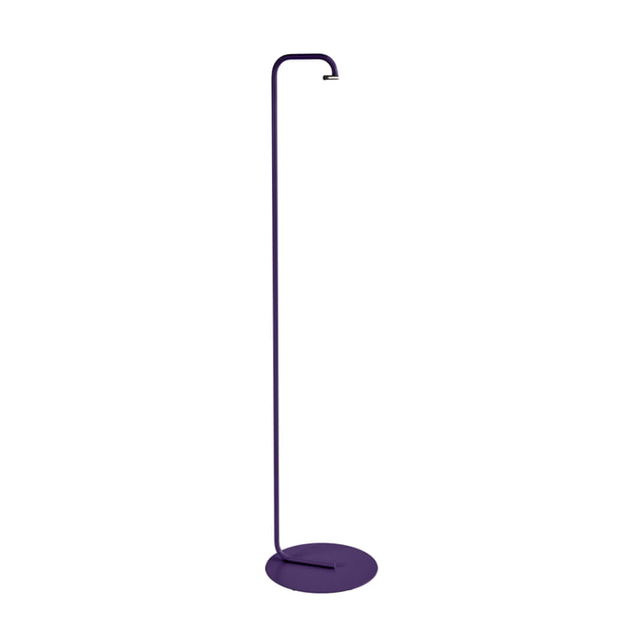 Balad Upright Stand by Fermob in Aubergine