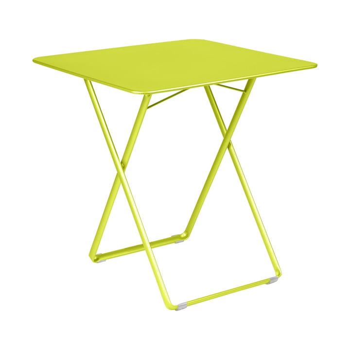 Plein Air Table 71 x 71 cm by Fermob in Verbena