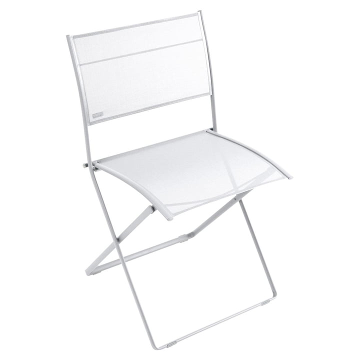 Plein Air Chair by Fermob in Cotton White