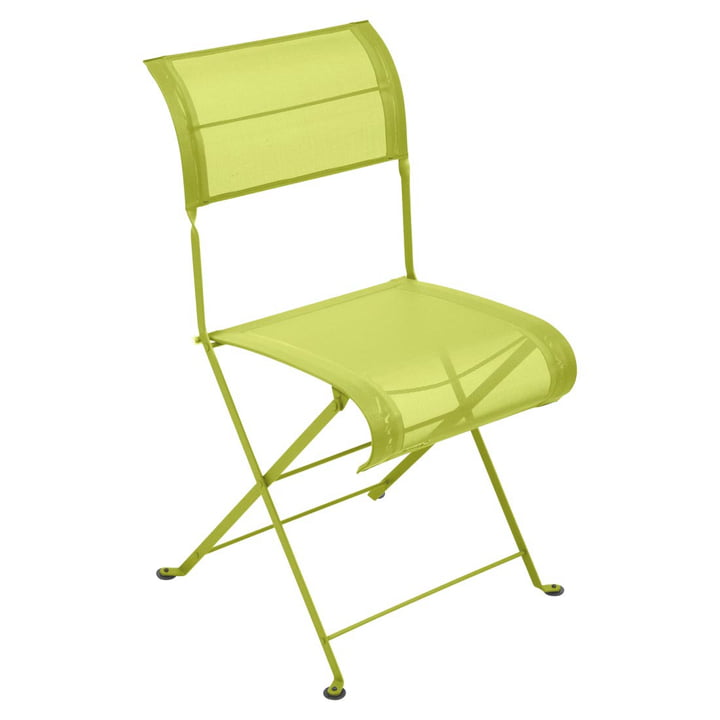 Dune Folding Chair by Fermob in Verbena