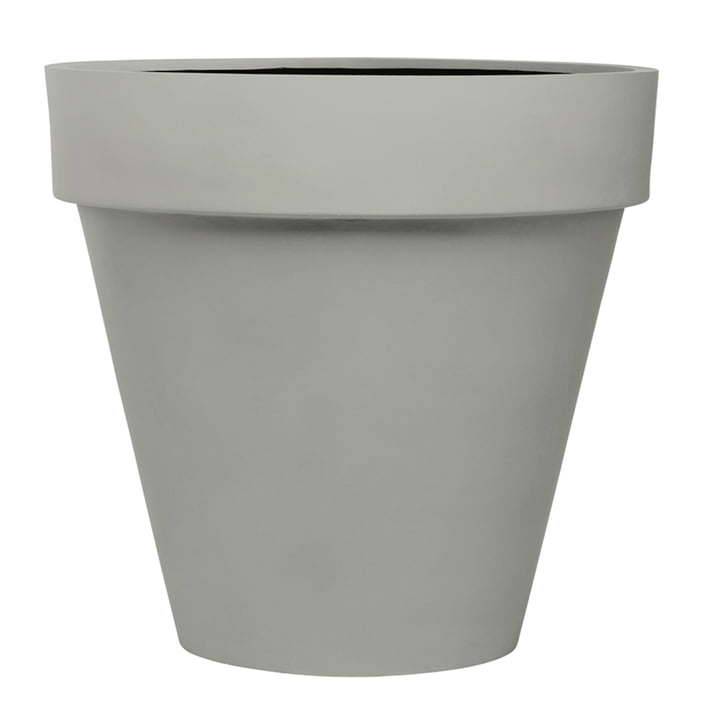 The One with The Edge Planter XL by Amei in Grey