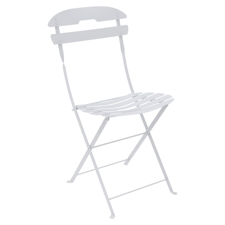 La Môme Chair by Fermob in Cotton White