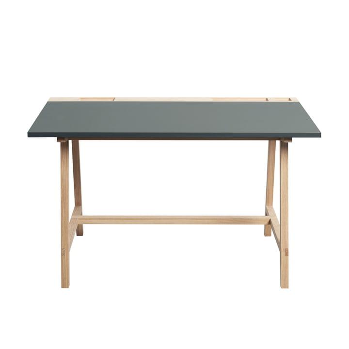 Desk D1 by Andersen Furniture in Grey Green