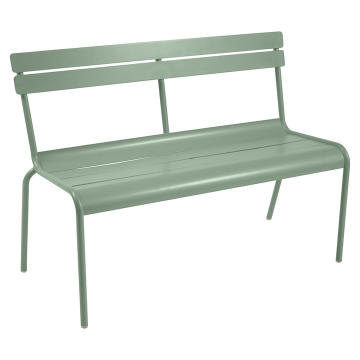 Fermob - Luxembourg Bench, stackable, cactus