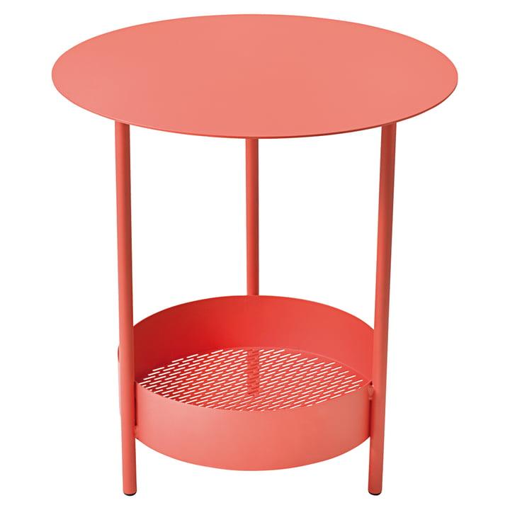 Fermob - Salsa Side Table, capucine