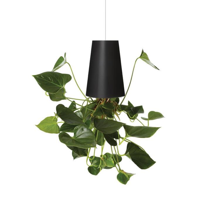 Boskke - Sky Planter Recycled Medium, black