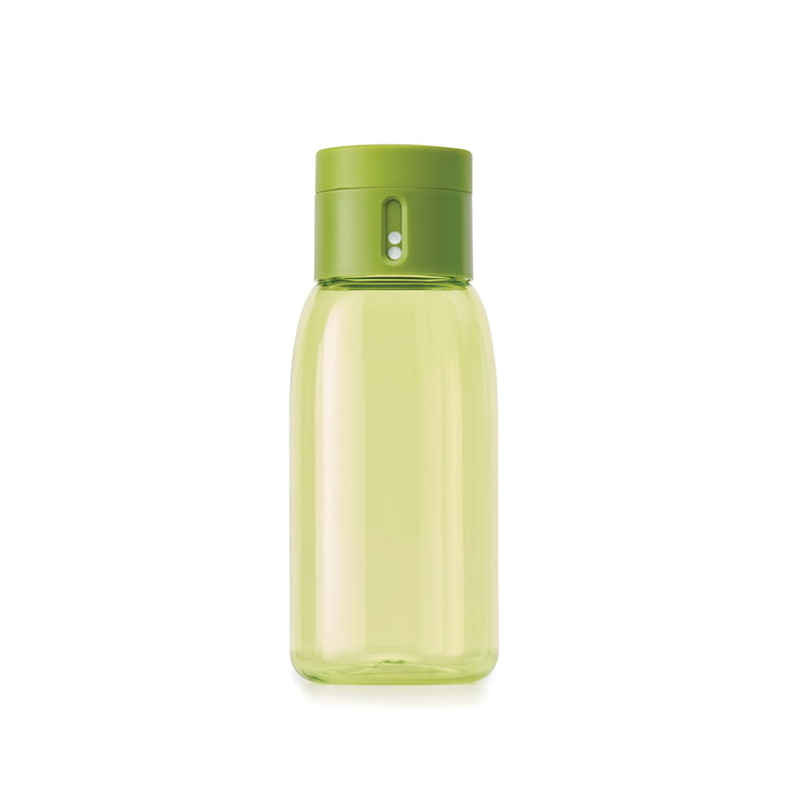 Joseph Joseph - Dot Water Bottle 400 ml, green