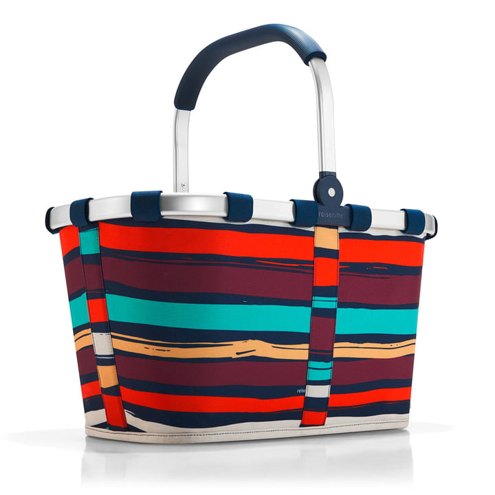 reisenthel - carrybag, artist stripes