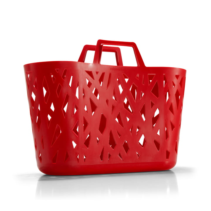 reisenthel - nestbasket, red