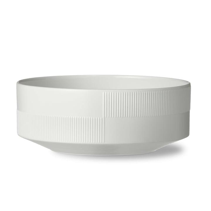 Duet Bowl Ø 22.5 cm by Rosendahl in White