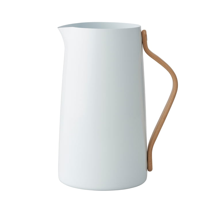 Emma Jug 2L by Stelton in blue