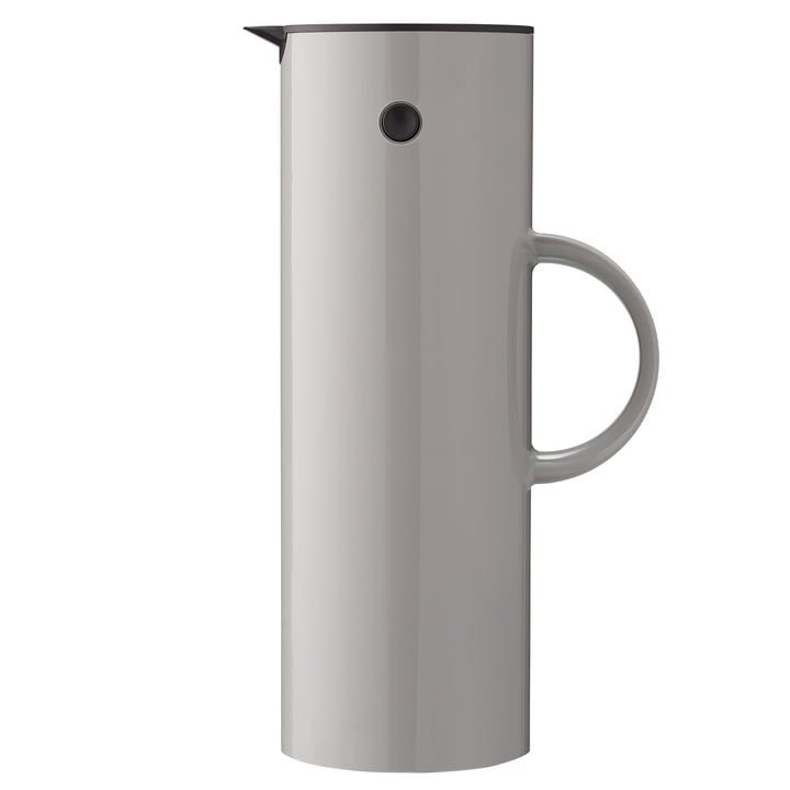 Stelton - vacuum jug EM 77, 1 l, light grey (spring 2017)