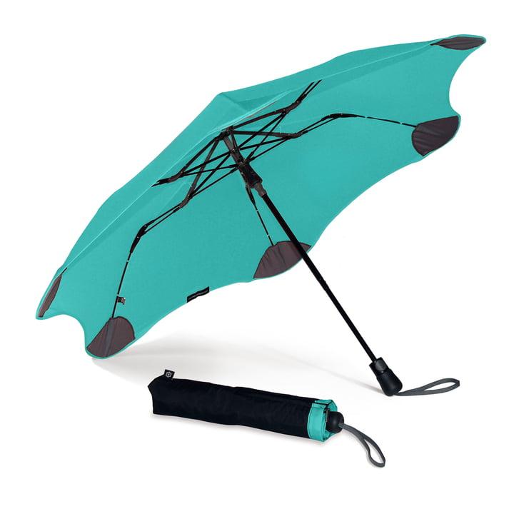 Blunt umbrellas - XS Metro, mint green